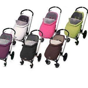 JJ Cole® Toddler Urban BundleMe neon green    EUC